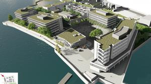 It emerged at last week's council meeting that MARA is to be based out of Trinity Wharf.