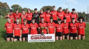 The all-conquering Oulart-The Ballagh squad.