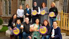Members of the Wexford Food Family and Sabine Rosler, owner of Wells House, pictured at Wells House, Ballyedmond, Gorey at the launch of the 2019 Wexford Food Family South East Food Summit (from left) front, Andrea Molloy of Clever Man Beer, Sara Doran of the Wexford Food Family, Tom Sinnott of Wexford Home Preserves, Daeng Mellander of Daeng's Healthy Foods, Catherine George of Fancy Fungi, Marisa Roche of Meadowfield Farm; back, Sabine Rosler of Wells House, Paula Ronan of Ronan Marketing and the Wexford Food Family, Kevin Lillis of Irish Country Meats, Breege Cosgrave of Local Enterprise Office Wexford and Mary Regan of Regan Organic Farm