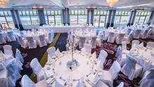 The newly revamped wedding venue facilities at the Ferrycarrig Hotel