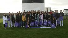 The Chinese group at Hook Lighthouse