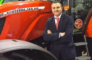 Will Doyle, National Sales Manager for Zetor Tractors.