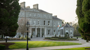 Outdoor lighting at Faithlegg House Hotel in Co Waterford