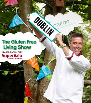 Kevin Dundon will take part in this year's Gluten Free Living Show on October 6