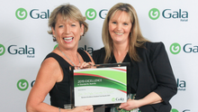 Sharon Maguire and Mary Browne from Gala, the Duffry, Enniscorthy