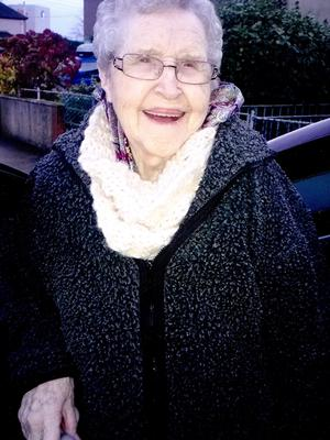 The late Annie Murphy.