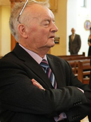 The late Séan McKenna.