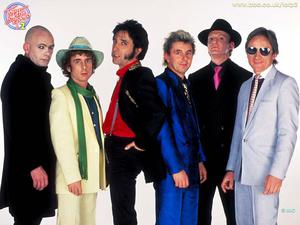 The Flying Pickets.