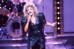 Bonnie Tyler: only number one
