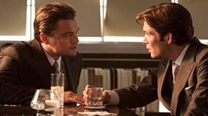 Leonardo Di Caprio and Cillian Murphy in Inception (Saturday, ITV, 10.45pm)