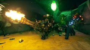 Deep Rock Galactic is as irreverent and funny an experience as anything else that has come out this year