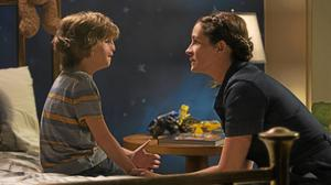 Jacob Tremblay and Julia Roberts in Wonder (Sunday, Channel 4, 3.20pm)
