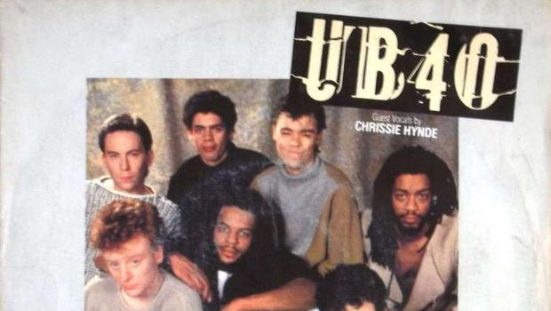 'I Got You Babe' reached the top of the UK charts for UB40 and Chrissie Hynde.