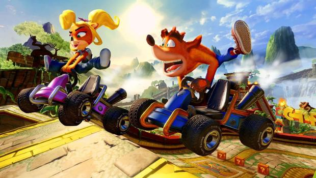 Crash Team Racing Nitro-Fuelled has perfectly captured the intertwined moments of elation and torment of its original