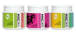 There are many forms and combinations of magnesium available