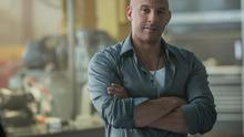 Vin Diesel continues to display superhuman strength and resilience  in Fast & Furious 7.