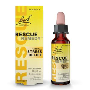 Bach Rescue Remedy is one option if you are feeling stressed or anxious ahead of a holiday