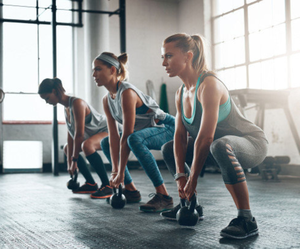 Working out has powerful benefits for both mind and body