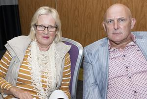 Kathleen Berney and Pat Nolan at the Co. Wexford Community Games AGM in the Ferrycarrig Hotel