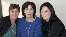 Tina Moloney, Aileen Mullens and Ann Marie Carthy at the coffee morning for Brody Rae in Our Lady's Island Community Centre