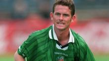 Mark Kinsella is among those who will line out for the legends team.