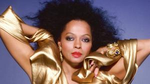 Chart-topper: Singer Diana Ross. (Photo by Harry Langdon / Getty Images)