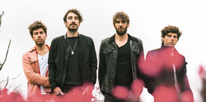 The Coronas are set to play The Wexford Spiegeltent Festival on October 19