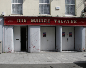 Dun Mhuire Theatre which is set to close