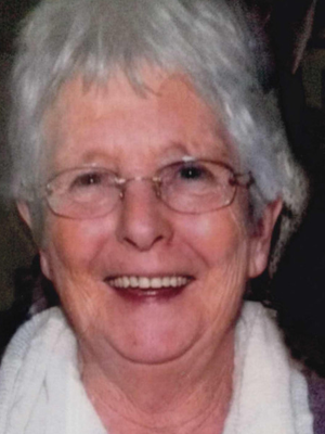 The late Eileen Hore.