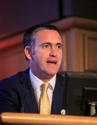 Minister of State for Housing, Damien English. Picture: Collins