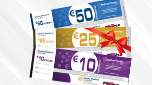 Wexford Chamber's Shop Local vouchers