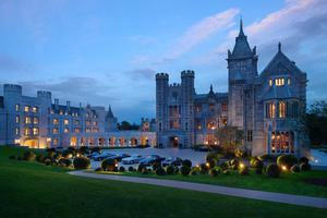 Adare Manor, named World Hotel of the Year in the prestigious Virtuoso 'Best of the Best Awards 2018'