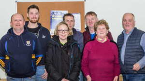 At the Agri AIM course held in Ballycullane in 2019 (from left): James Power, Philip Kehoe, Hazelle Neville, Justin Egan, Thomas Kinsella, Kathleen Kinsella and Jim Foran (tutor, right)