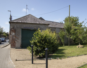 The derelict shed at the corner of 1798 Street and Spawell Road