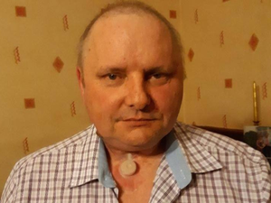 John Holmes from Kilkenny has been fighting cancer since 2012