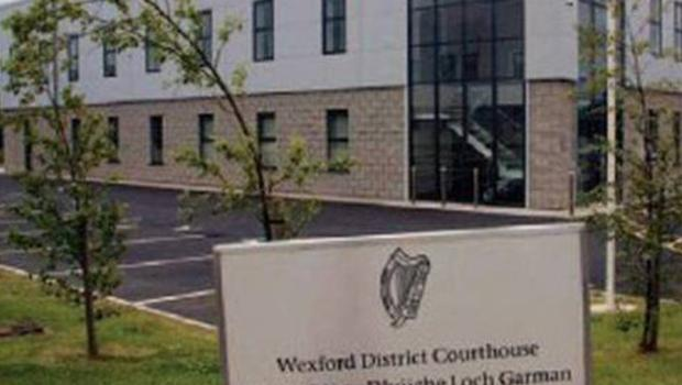 Wexford Courthouse in Ardcavan.