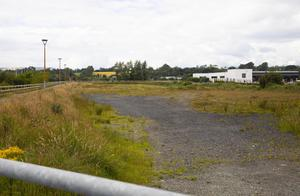 The site beside Aldi is set to be developed to accommodate up to 40 motorhomes