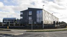 The new Loreto school which currently lies vacant