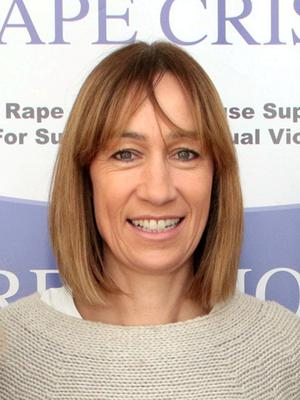 Clare Williams, manager, Wexford Rape and Sexual Abuse Support Centre