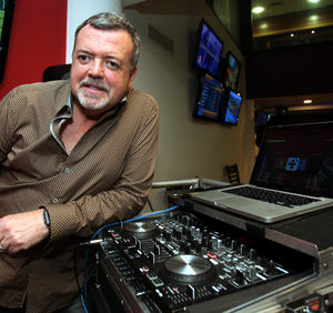 Phil Cawley started his new show on South East Radio yesterday