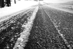 Motorists urged to exercise cautions as temperatures plummet.