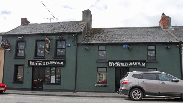 The Wicked Swan pub in the Faythe.