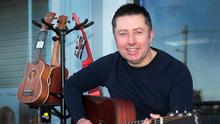 Kevin Doyle of Gorey's Making Music