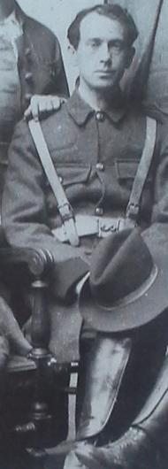 Wexford man Robert Brennan, who played a key role in the 1916 Rising.
