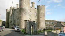 A new interpretive centre is planned for Enniscorthy Castle