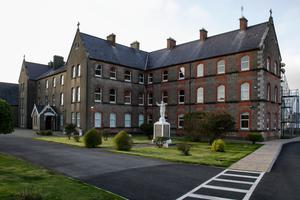 The St John of God convent on Newtown Road