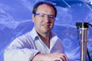Dr John Wenger of the UCC Centre for Research into Atmospheric Chemistry