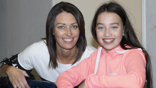 Karen and Caoimhe Hayes