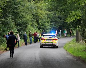 Large search taking place at Gorey woods for missing woman Deirdre Redmond on Sunday