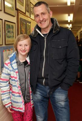 Molly and Ian Mernagh at the exhibition